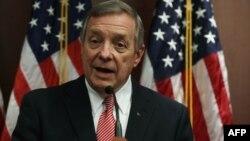 Senator Richard Durbin, 16 fevral, 2017