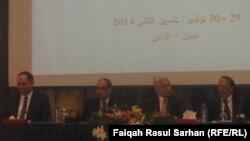 من إجتماع إتحاد الحقوقيين العرب في عمّان