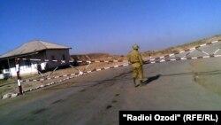 погранпункт на таджикско-афганской границе, Шуроабад