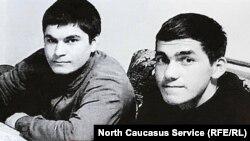 Убитые братья Гасангусеновы