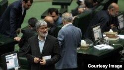 علی مطهری نماینده تهران در مجلس