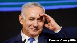 Беньямін Нетаньягу