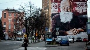 У 2016 році виповнюється 150 років з дня народження Михайла Грушевського. До цієї річниці команда художників Kailas-V намалювала портрет академіка на стіні будинку по вулиці Артема, 75