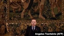 Presidenti turk, Recep Tayyip Erdogan, foto nga arkivi.
