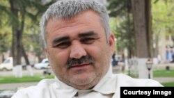 Jurnalist Əfqan Muxtarlı