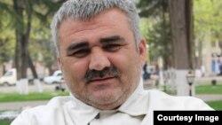 Jurnalist Əfqan Muxtar