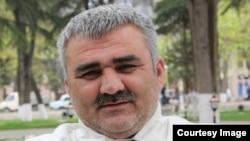 Journalist. Afgan Mukhtarli