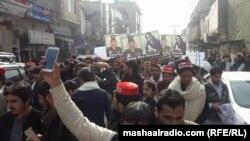 اعتراض ها در پاکستان