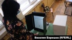 В 3000 секции можеше да се гласува с машини на европейските избори през май