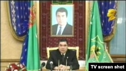 New President Gurbanguly Berdymukhammedov has come out from under the shadow of his predecessor.