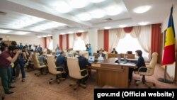 Ședința Guvernului