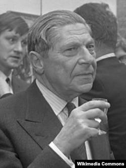 Arthur Koestler în 1969