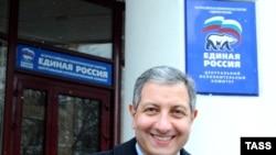В Москве состоялась встреча представителей «Единой России» и «Движения за справедливую Грузию»