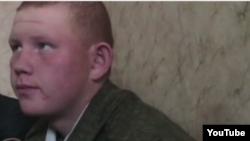Российский военнослужащий Валерий Пермяков, обвиняемый в убийстве семьи Аветисян.