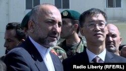 جینگ: مسئولیت چین است که در بخش نظامی با افغانستان همکاری نماید.