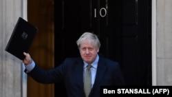 Kryeministri britanik, Boris Johnson.