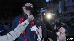 د سلمان تاثیر قاتل ملک ممتاز حسین د عدالت مخې ته