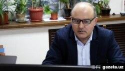 """""""Ўзтрансгаз"""" бошқарма бошлиғи Эркабой Алиев"""