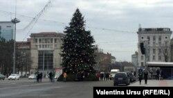 Chişinău, început de decembrie 2017