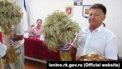 Экс-глава Ленинского района Крыма Александр Мачусский