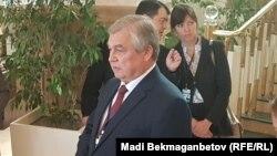 Спеціальний представник президента Росії по Сирії Олександр Лаврентьєв