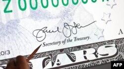 Треть государственного долга США принадлежит зарубежным инвесторам