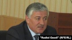 Шермуҳаммади Шоҳиён, раиси КМИРТ