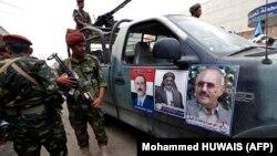 صنعا، پایتخت یمن، به طور مشترک تحت کنترل حوثیها و نیروهای عبدالله صالح است.