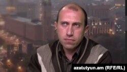 Аналитик Акоп Бадалян (архив)