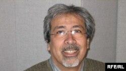 امیر حسین گنج بخش رییس یکی از بخش های بیو فیزیک در موسسه ملی بهداشت آمریکا است
