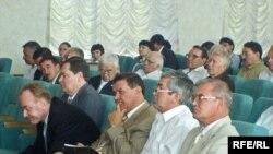Tatarstan akademiase äğzalarınıñ yıllıq cıyılışı