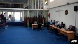 Ауғанстан тәуелсіз сайлау комиссиясы штаб-пәтері. (Көрнекі сурет)