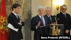 Specijalna konferencija za medije u Podgorici