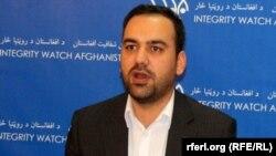 د افغانستان شفافیت د څار بنسټ اجرائیوي رئیس سید اکرام افضلي