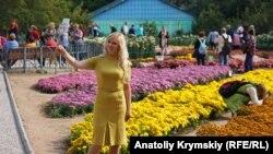 «Осінній блюз» у Ялті. У Нікітському ботсаду відкрилася виставка хризантем (фотогалерея)