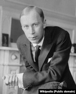 Serghei Prokofiev în New York, 1918