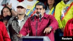 Нікалас Мадура, архіўнае фота
