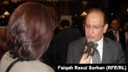 السفير جواد هادي عباس يتحدث لمراسلة إذاعة العراق الحر في عمّان
