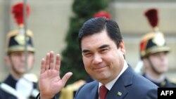 გურბანგული ბერდიმუხამედოვი, თურქმენეთის პრეზიდენტი