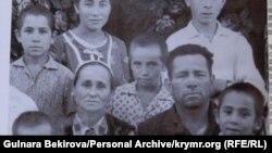 Семья Шевкета Зиадинова