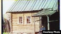 Россия времен Николая II. Фото С.М. Прокудина-Горского - одно из его фотографического цикла, созданного во время поездок по Российской империи