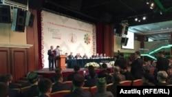 Татар эшмәкәрләре җыены