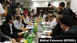 Sastanak Predsjedništva SDA