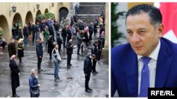 Глава МВД Вахтанг Гомелаури уверяет: диалог с патриархией продолжается