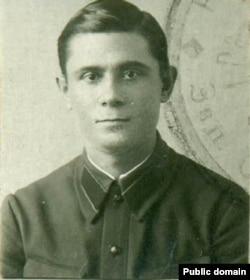 Иван Золотарь