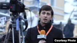 Олександр Баразенко на Майдані у Києві