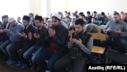 Казанда Госман ибне Гаффән исемендәге Коръән хафизларын әзерләү үзәгендә ачык ишекләр көне