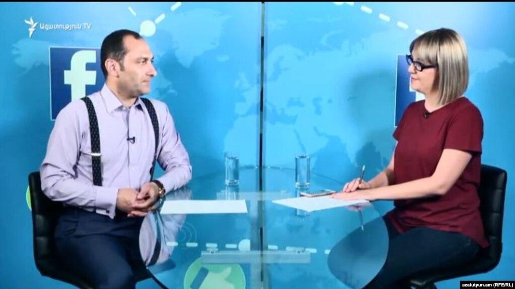 «Никакого сотрудничества c РПА с целью поддержки моей кандидатуры не достигнуто» - Артак Зейналян