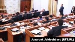 Парламент Киргизстану (архівне фото)