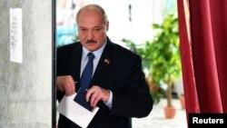 Лукашенка тавыш бирә